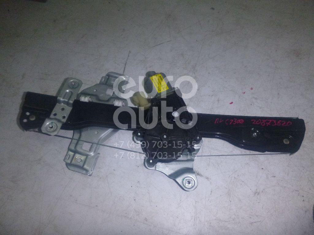 Купить Стеклоподъемник электр. передний левый Chevrolet Aveo (T300) 2011-; (95043027)