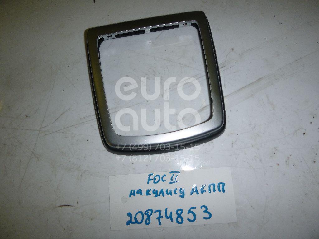 Накладка декоративная Ford Focus II 2005-2008; (1357387)  - купить со скидкой