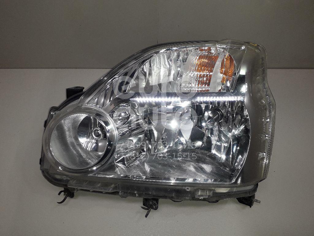 Купить Фара левая Nissan X-Trail (T31) 2007-2014; (26060JG40A)