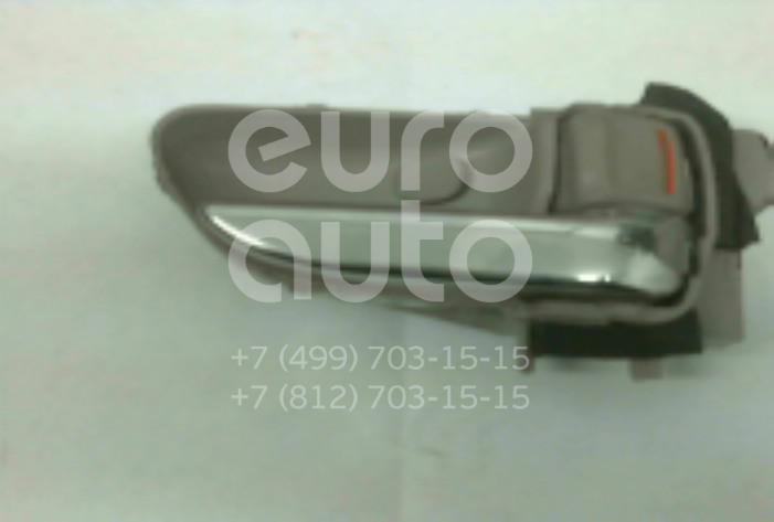 Купить Ручка двери задней внутренняя правая Subaru Tribeca (B9) 2005-2014; (61051XA00AMV)