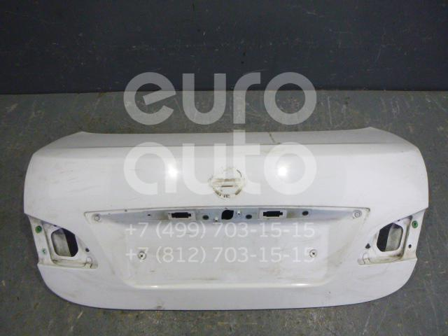 Купить Крышка багажника Nissan Almera (G15) 2013-; (843004AA8A)