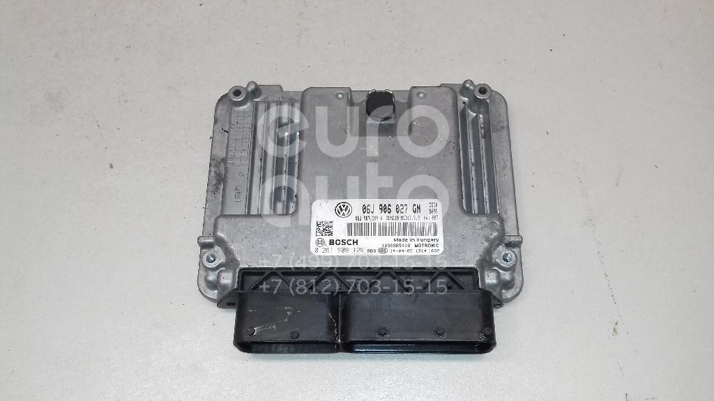 Купить Блок управления двигателем VW Tiguan 2011-2016; (06J906027GN)
