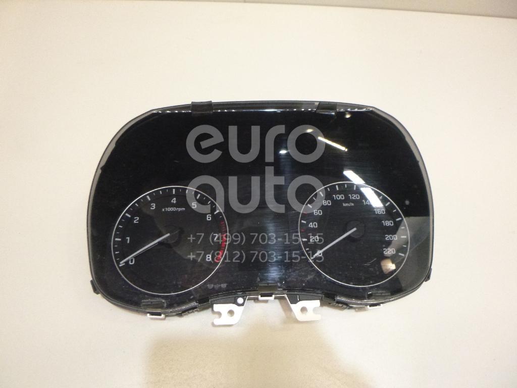 Купить Панель приборов Hyundai Creta 2016-; (94003M0000)