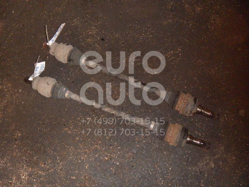 Купить Полуось задняя Volvo XC70 Cross Country 2000-2006; (8601891)