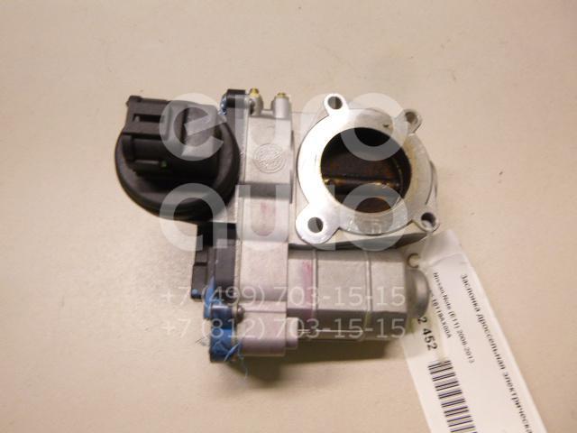Купить Заслонка дроссельная электрическая Nissan Note (E11) 2006-2013; (16119AX00A)