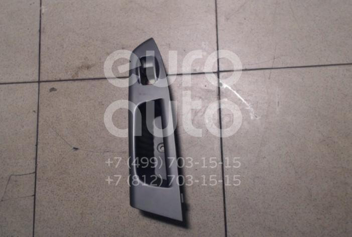 Купить Накладка блока управления стеклоподъемниками Hyundai Getz 2002-2010; (837411C020XH)