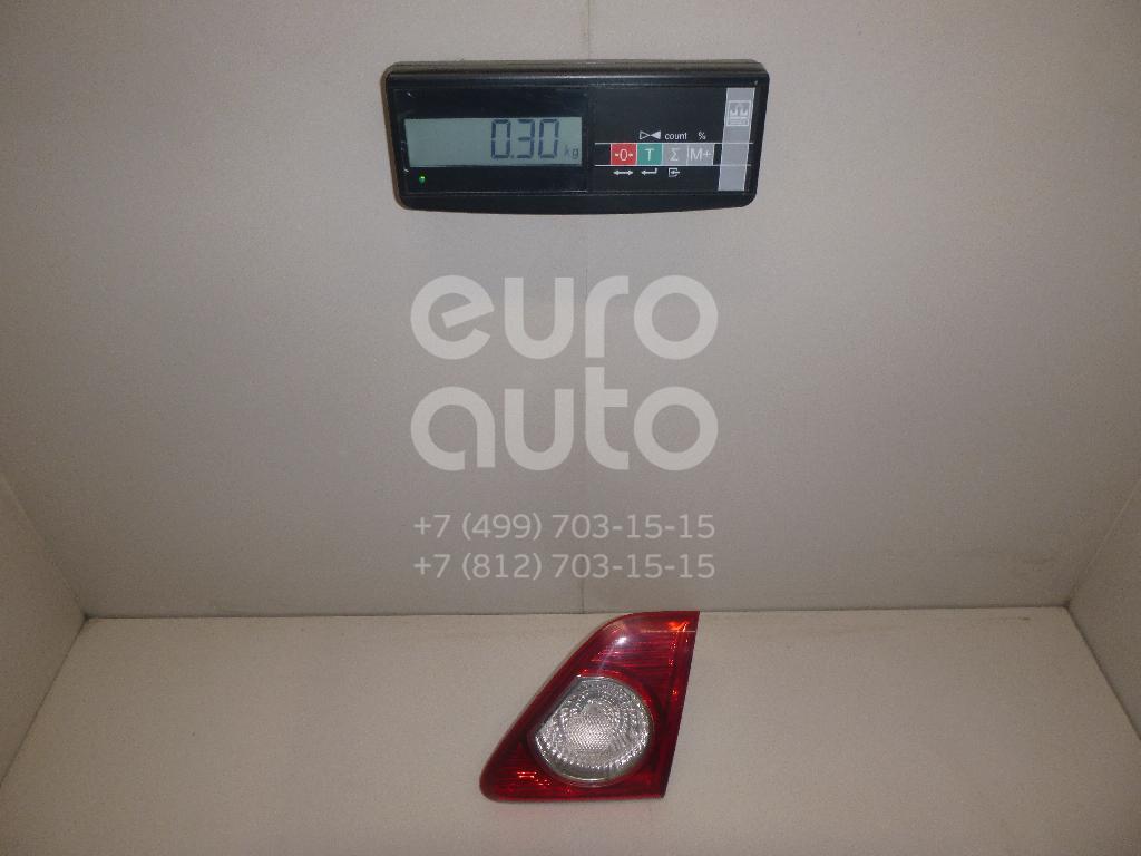 Купить Фонарь задний внутренний правый Toyota Corolla E15 2006-2013; (8158102150)