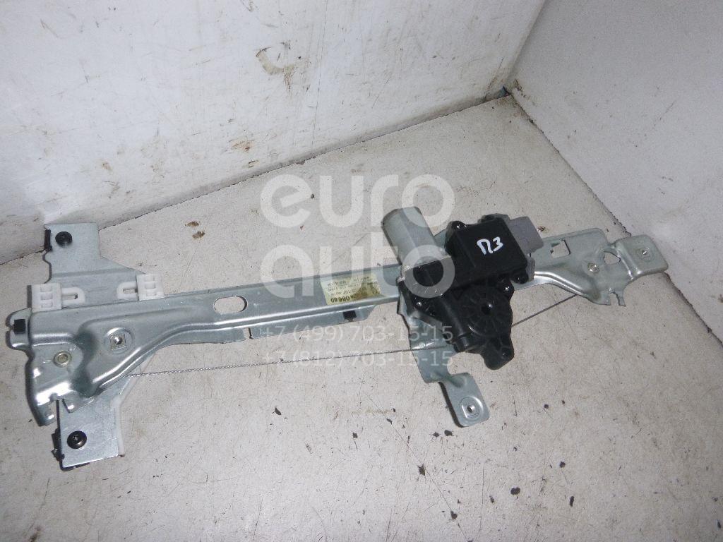 Стеклоподъемник электр. задний правый Peugeot 3008 2010-; (1607674980)  - купить со скидкой