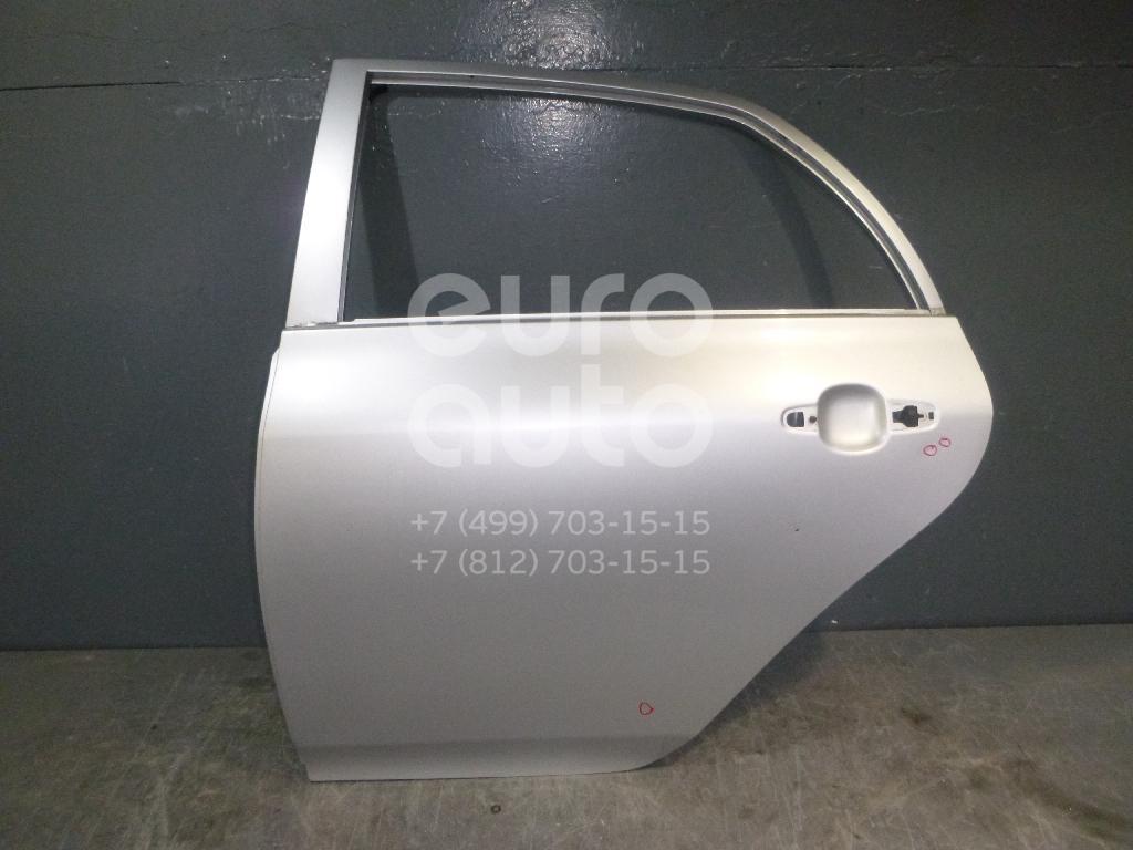 Купить Дверь задняя левая Toyota Corolla E15 2006-2013; (6700402270)