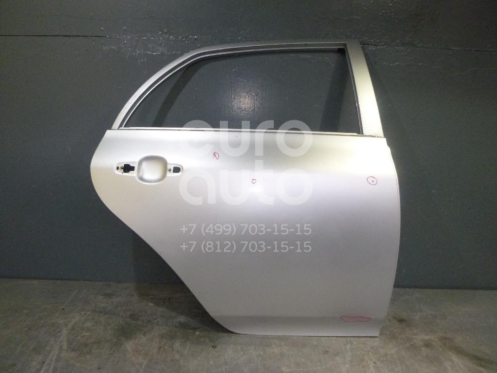 Купить Дверь задняя правая Toyota Corolla E15 2006-2013; (6700302260)