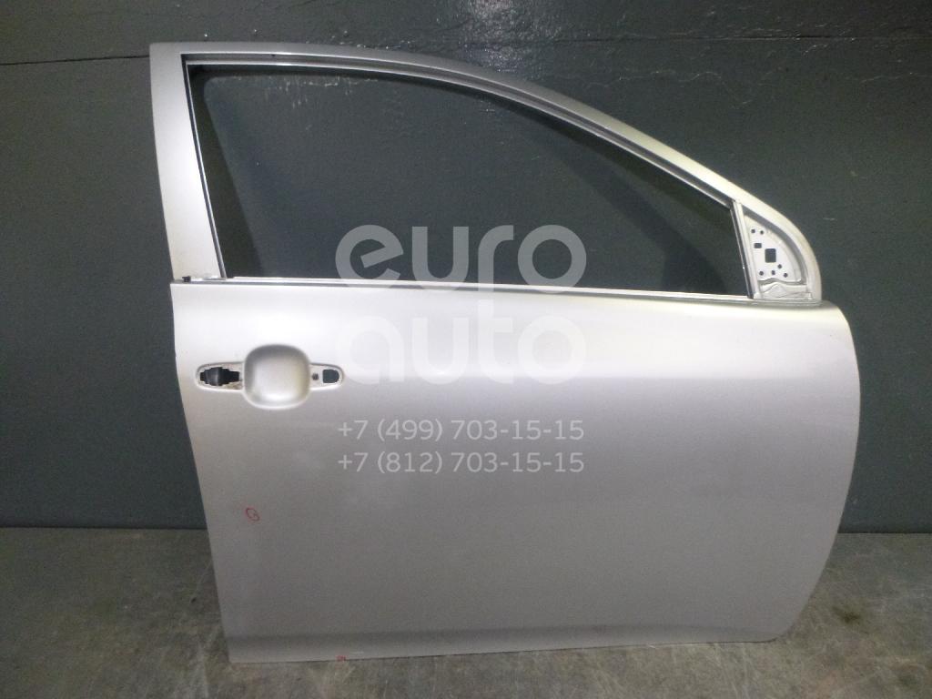 Купить Дверь передняя правая Toyota Corolla E15 2006-2013; (6700102280)