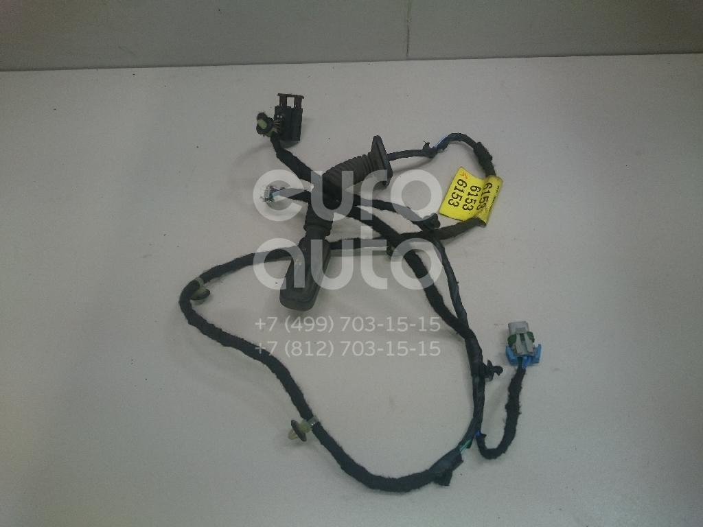 Купить Проводка (коса) Chevrolet Aveo (T300) 2011-; (95936153)