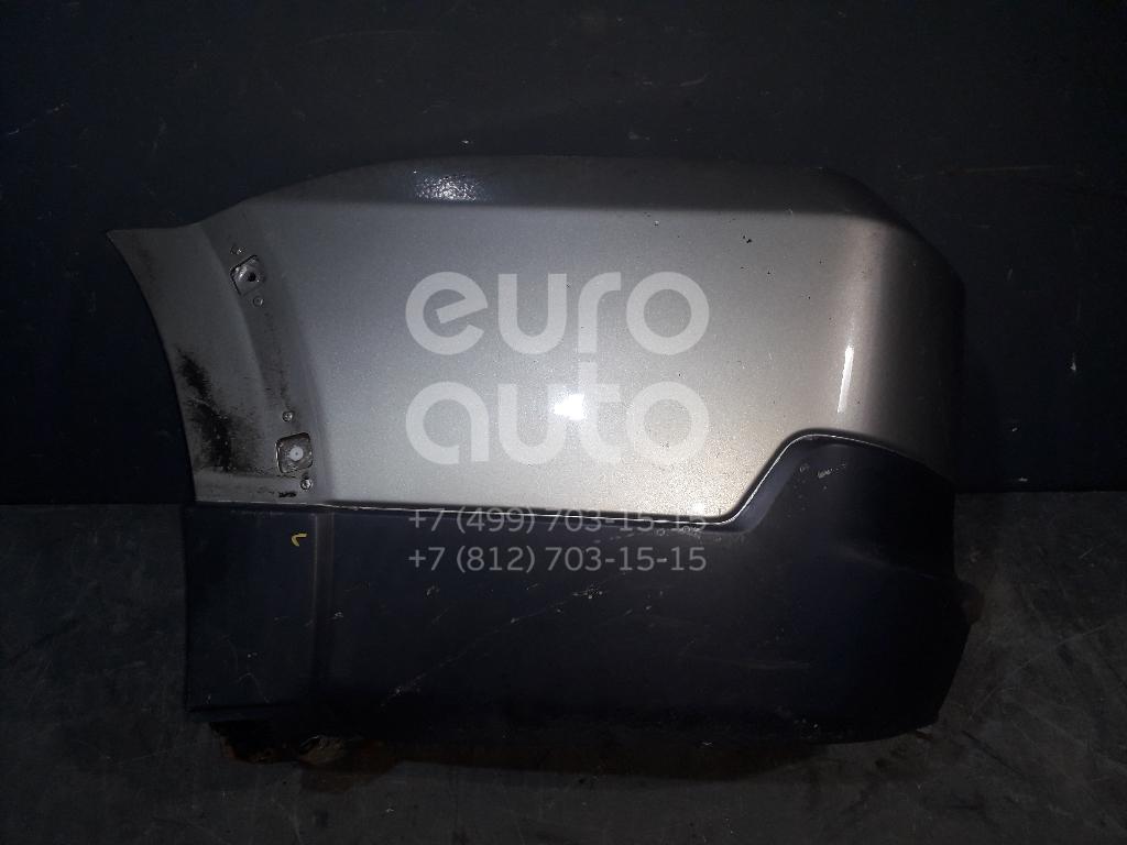 Купить Накладка заднего бампера левая Mitsubishi Pajero/Montero IV (V8, V9) 2007-; (6410B015YA)