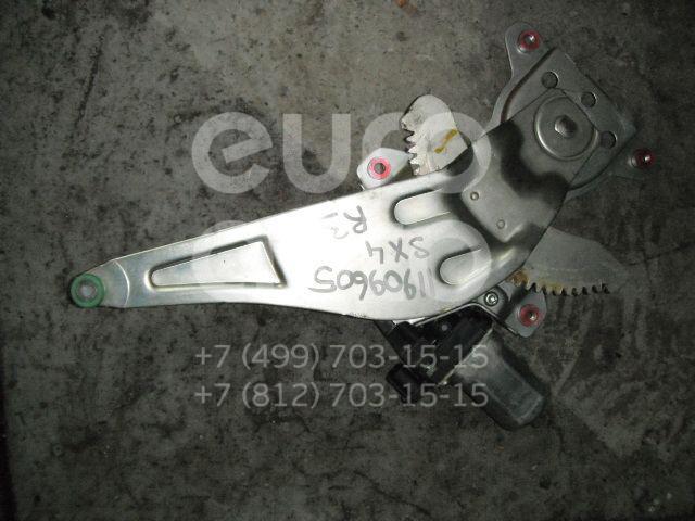 Купить Стеклоподъемник электр. задний правый Suzuki SX4 2006-2013; (8350179J11)