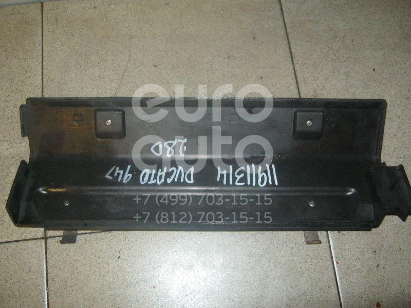 Купить Накладка декоративная Fiat Ducato 230 1994-2002; (99471006)