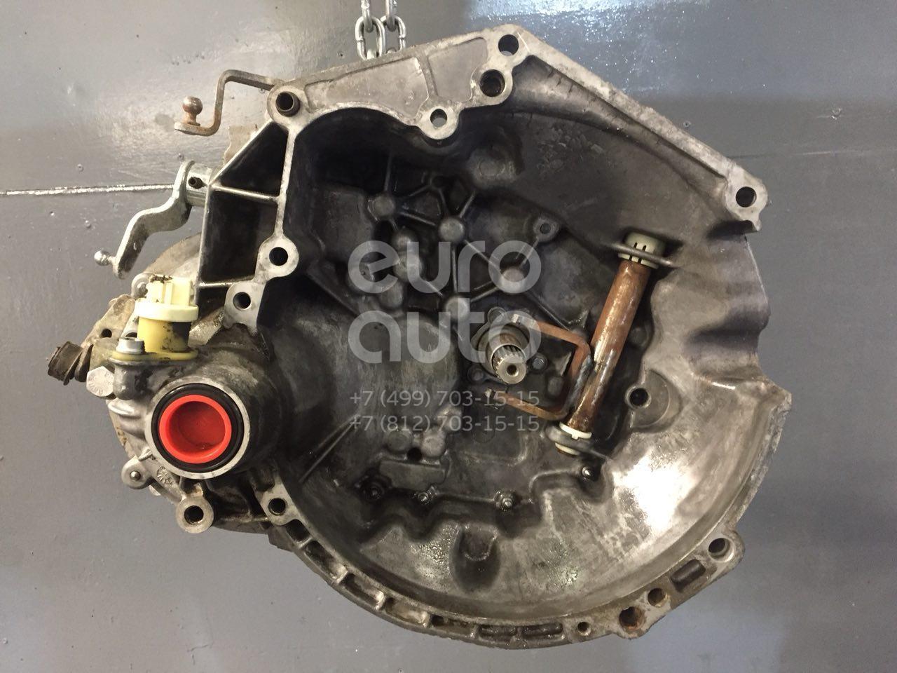 Купить МКПП (механическая коробка переключения передач) Peugeot 206 1998-2012; (2222KE)
