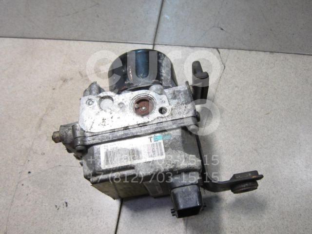 Купить Блок ABS (насос) Chevrolet Aveo (T200) 2003-2008; (96534909)