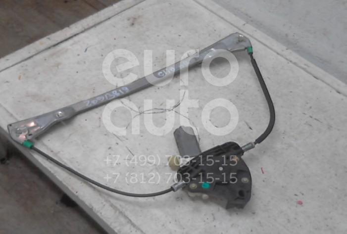 Купить Стеклоподъемник электр. передний правый Renault Clio II/Symbol 1998-2008; (8200291147)