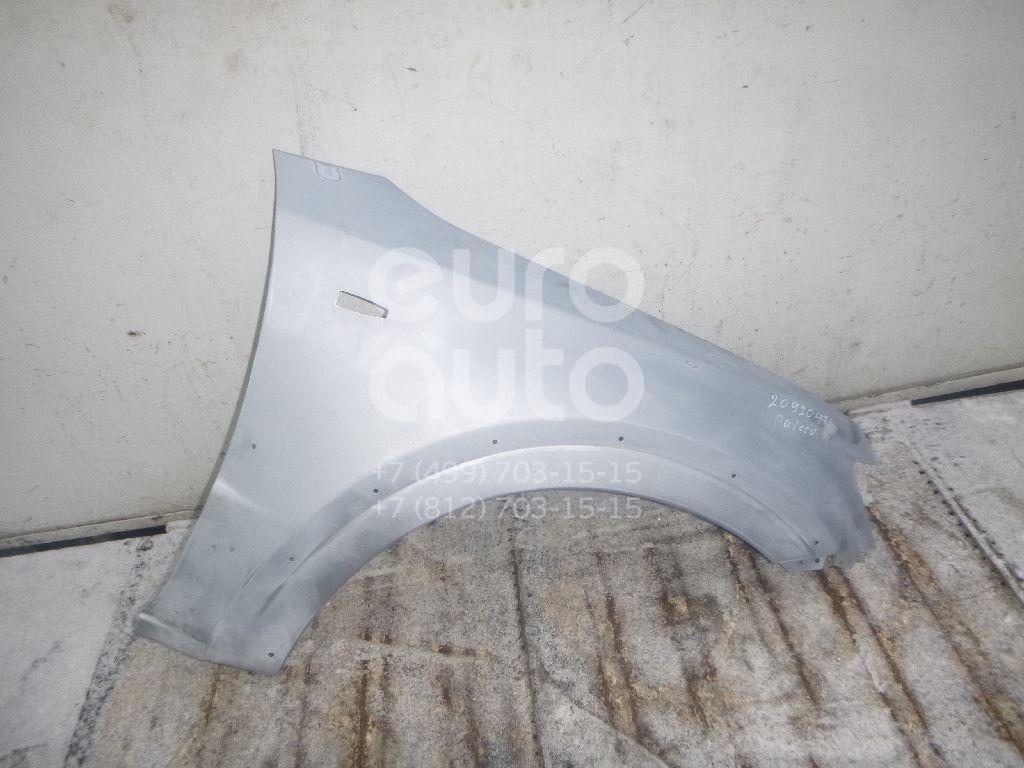 Купить Крыло переднее правое Mitsubishi Pajero/Montero IV (V8, V9) 2007-; (5220D620)