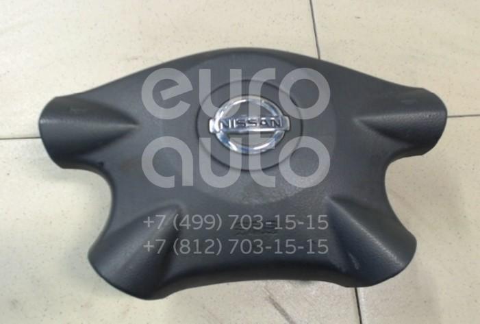 Подушки безопасности nissan primera p12