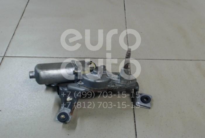 Купить Моторчик стеклоочистителя задний Mitsubishi Outlander (CU) 2001-2008; (MR515743)