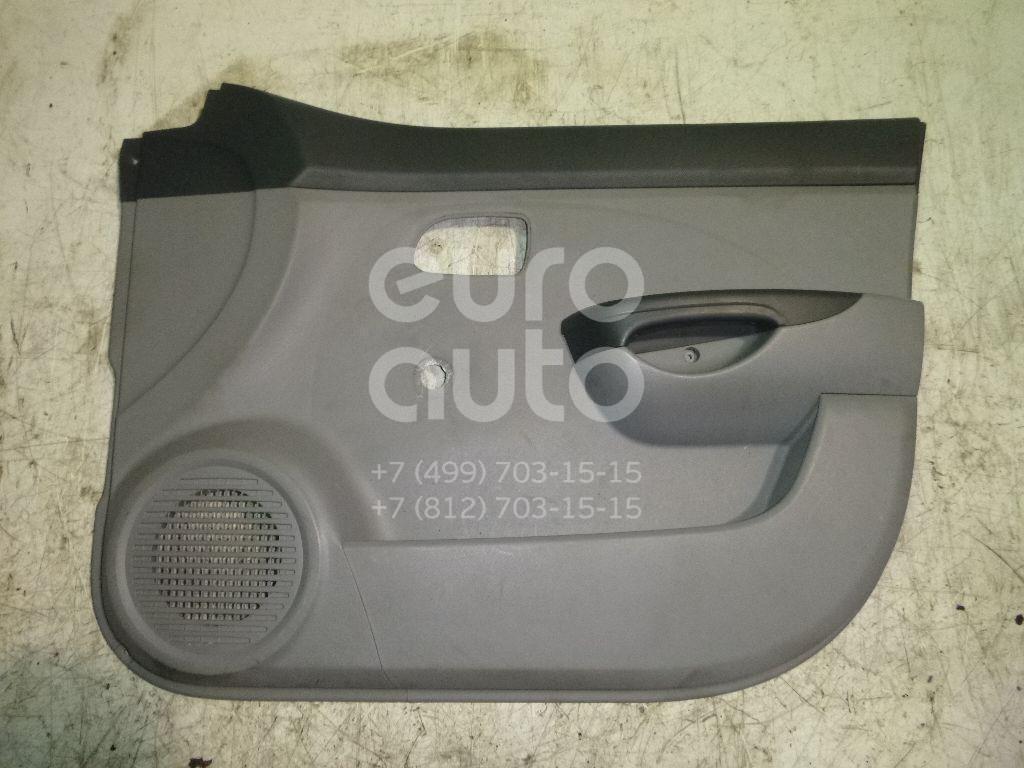 Купить Обшивка двери передней правой Kia Picanto 2004-2011; (8230207000NL)