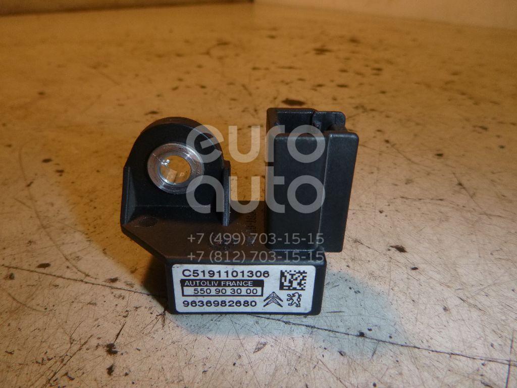 Купить Датчик AIR BAG Citroen C5 2004-2008; (8216H3)
