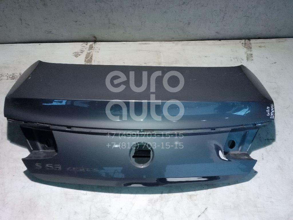 Купить Крышка багажника Mercedes Benz W217 S-Klasse coupe 2014-; (2177500075)