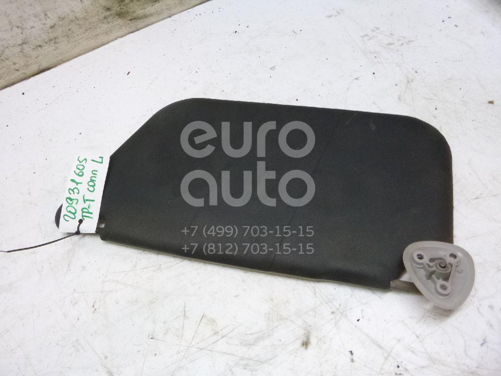 Купить Козырек солнцезащитный (внутри) Ford Transit/Tourneo Connect 2002-2013; (3T16V04101AD1C6H)