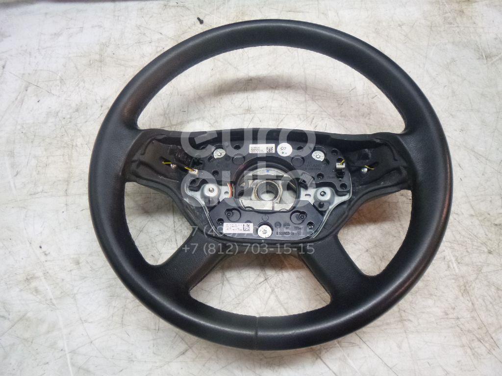 Рулевое колесо для AIR BAG (без AIR BAG) Mercedes Benz W221 2005-2013; (22146001039E84)  - купить со скидкой