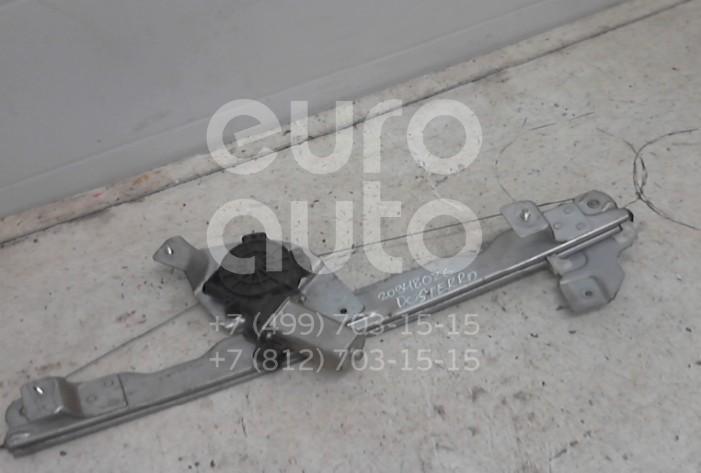 Купить Стеклоподъемник электр. передний правый Renault Duster 2012-; (8200733828)