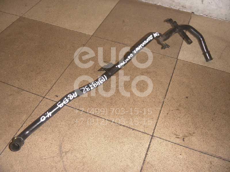 Купить Трубка охлажд. жидкости металлическая Audi A8 [4E] 2003-2010; (4E0265235C)