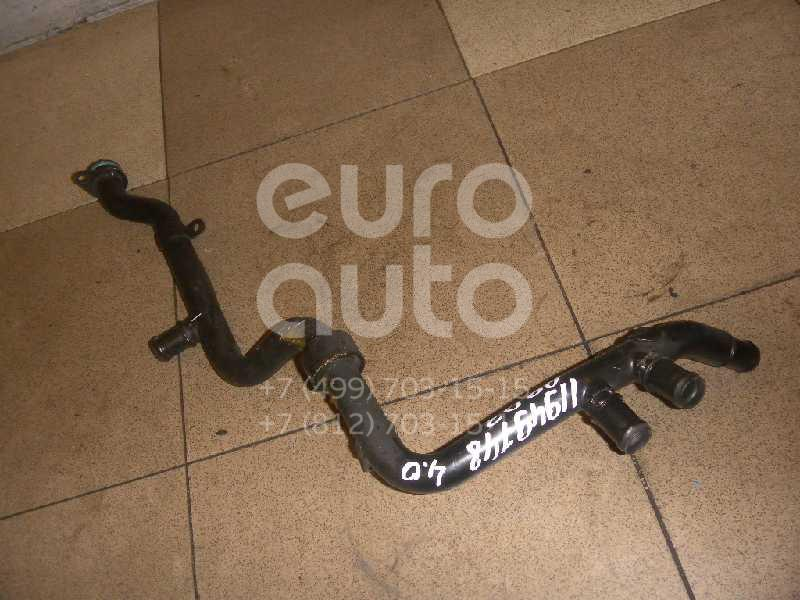 Купить Трубка охлажд. жидкости металлическая Audi A8 [4E] 2003-2010; (057121075T)