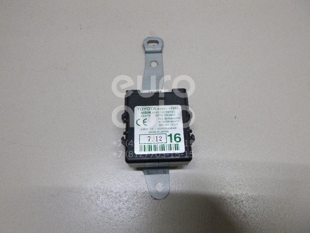 Блок электронный Toyota Prius 2003-2009; (8999147030)
