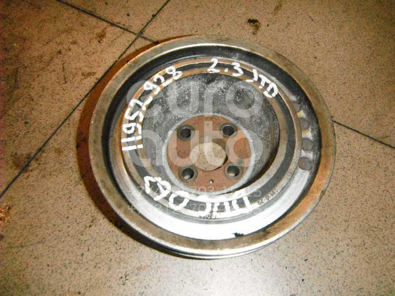 Купить Шкив коленвала Fiat Ducato 250 (НЕ ЕЛАБУГА!!) 2006-; (504076697)