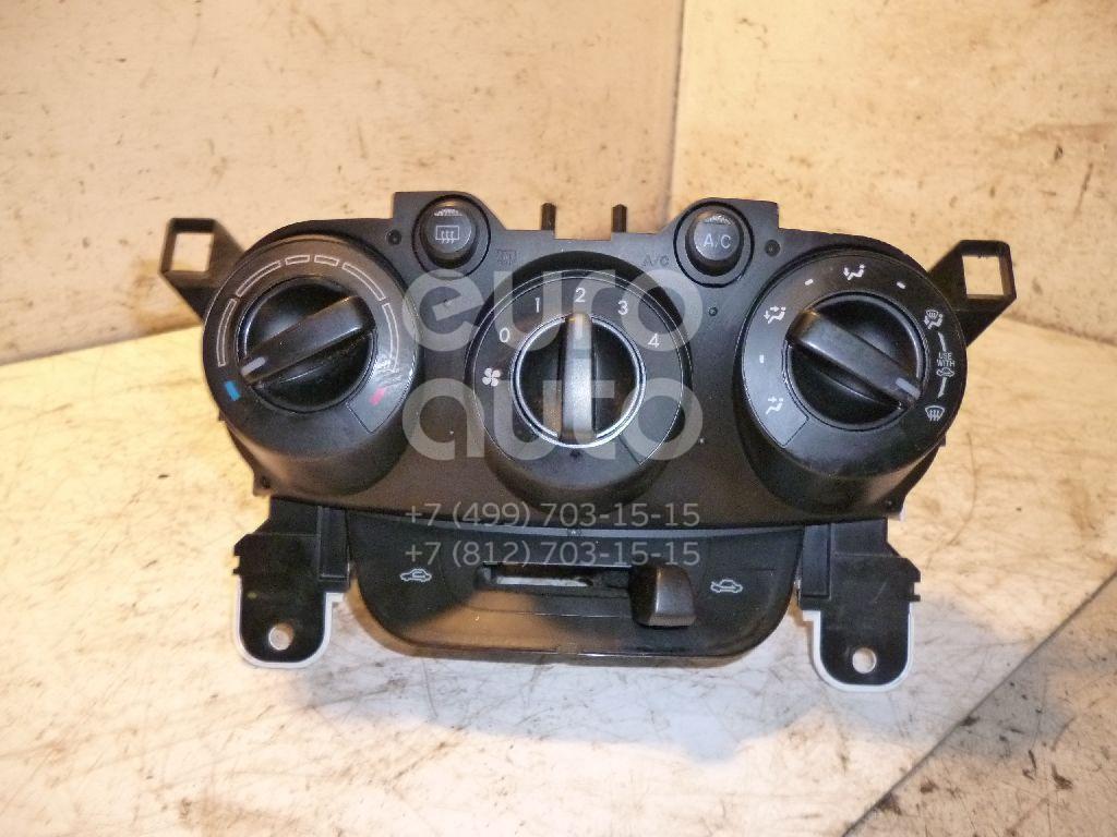 Купить Блок управления отопителем Mazda Mazda 2 (DE) 2007-2014; (DF7161190B)