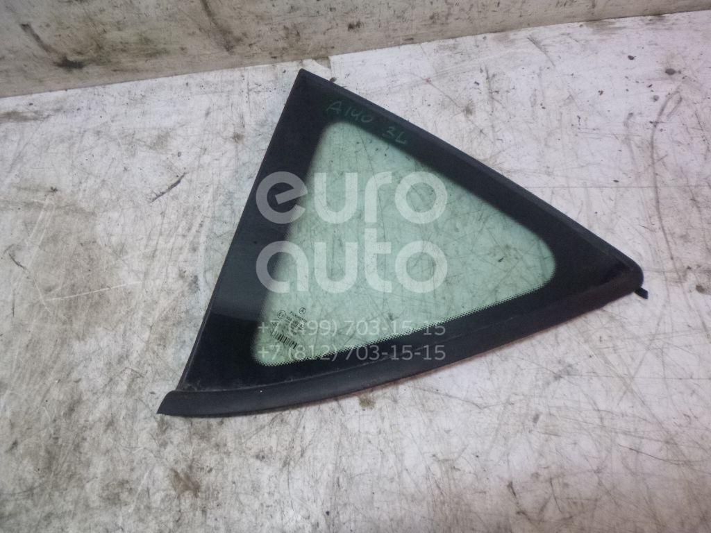 Купить Стекло кузовное глухое левое Mercedes Benz A140/160 W169 2004-2012; (1696700312)