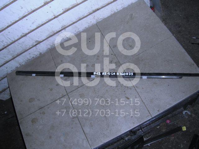 Купить Накладка стекла переднего левого Nissan Primera P12E 2002-2007; (80821AV600)