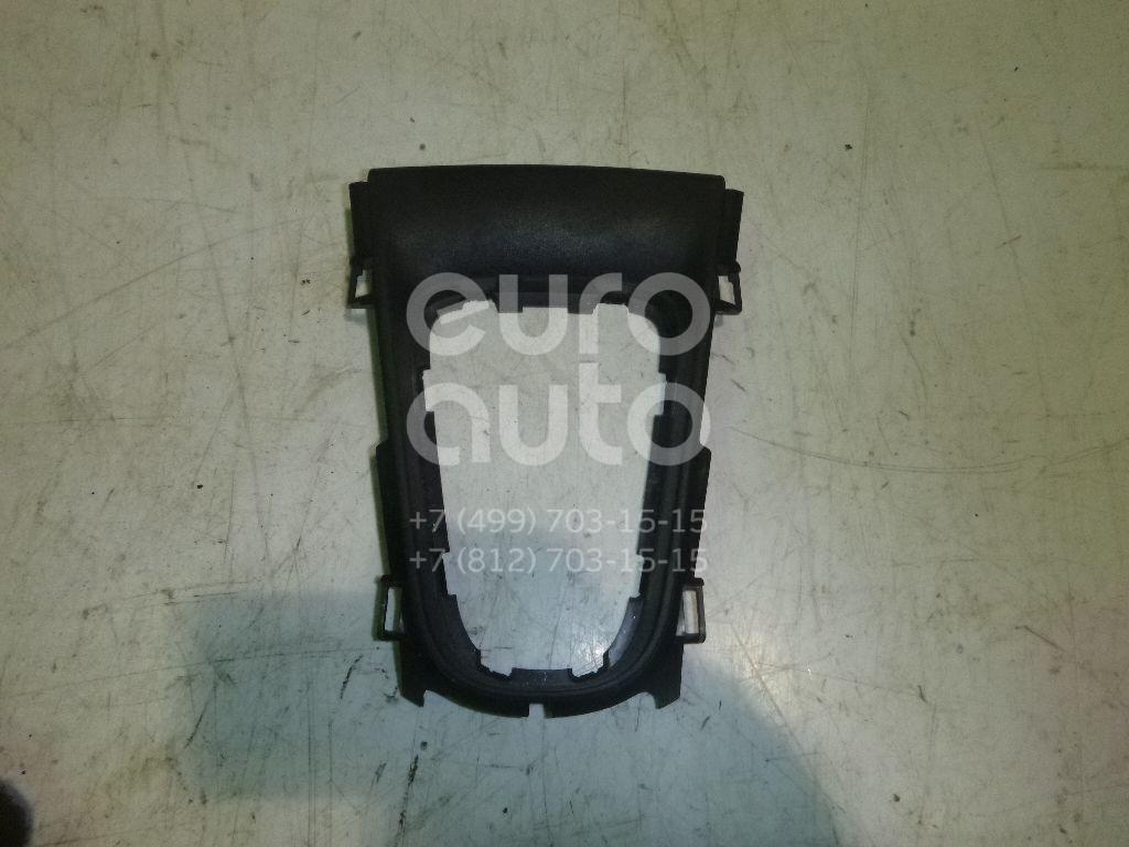 Купить Накладка (кузов внутри) Citroen C3 2009-2016; (7591CE)