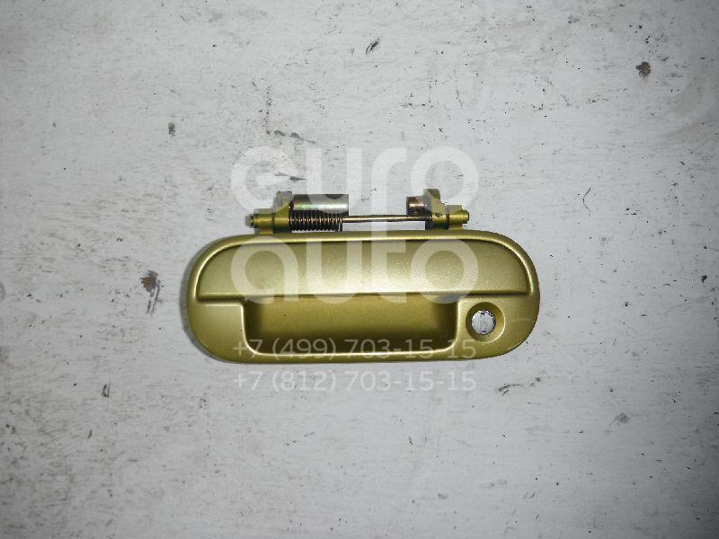 Купить Ручка двери передней наружная левая Honda HR-V 1999-2005; (72180S4N003ZB)