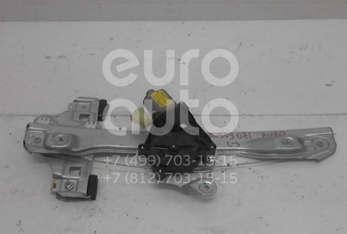 Купить Стеклоподъемник электр. задний левый Chevrolet Aveo (T300) 2011-; (95494532)