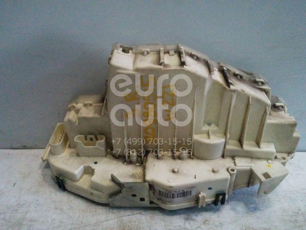 Купить Замок двери задней правой Mercedes Benz W221 2005-2013; (2217304635)