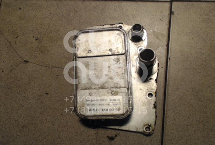 Радиатор масляный Ssang Yong Actyon New/Korando C 2010-; (6711800265)  - купить со скидкой