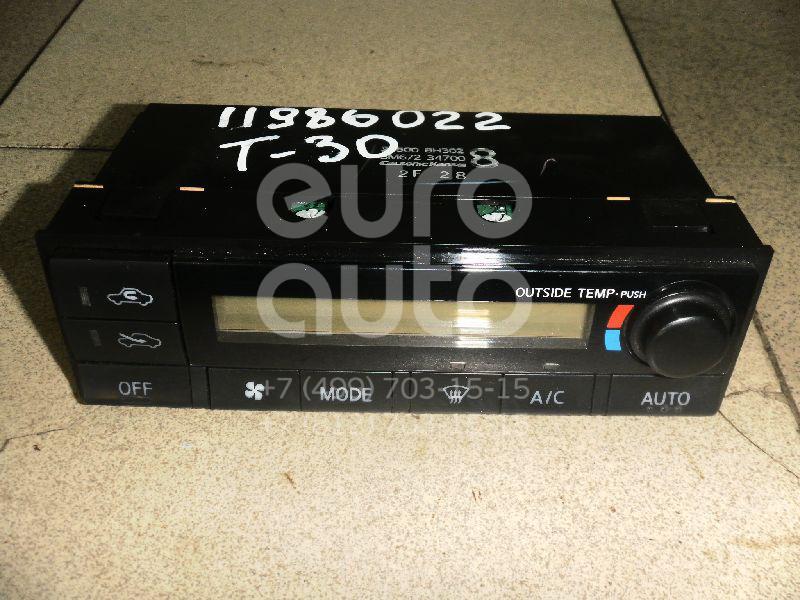 Купить Блок управления климатической установкой Nissan X-Trail (T30) 2001-2006; (275008H302)