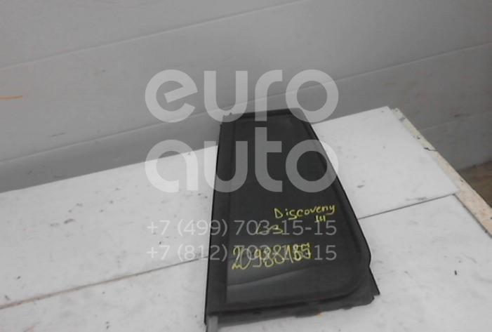 Купить Стекло двери задней левой (форточка) Land Rover Discovery III 2004-2009; (CVB000855)