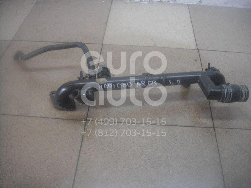 Купить Трубка охлажд. жидкости металлическая Audi A8 [4E] 2003-2010; (077121071BQ)