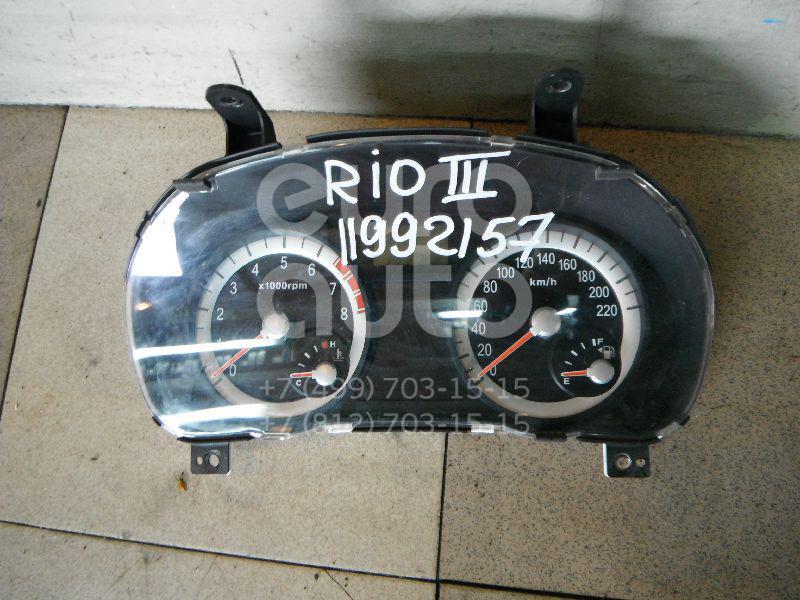 Купить Панель приборов Kia RIO 2005-2011; (940031G140)