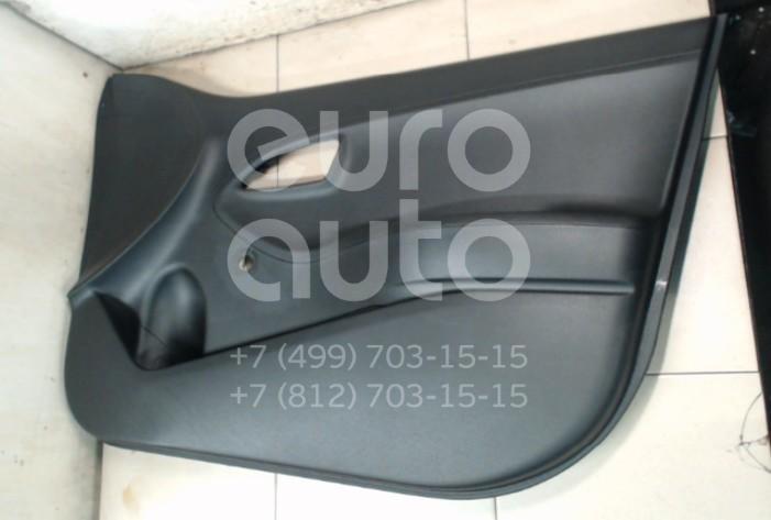 Купить Обшивка двери передней правой Kia Picanto 2011-; (823081Y000BK5)