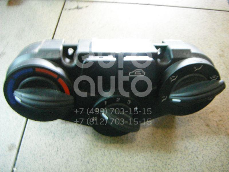 Купить Блок управления отопителем Kia RIO 2005-2011; (972501G000VA)