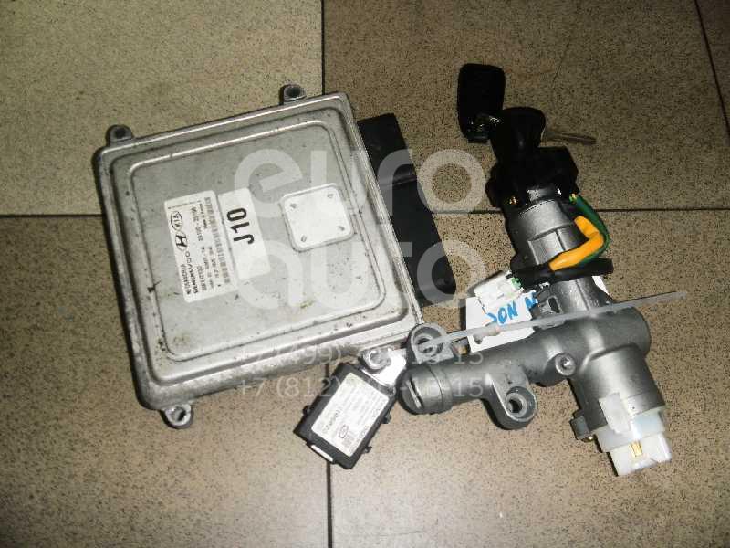 Купить Блок управления двигателем Hyundai Sonata V (NF) 2005-2010; (3910025100)